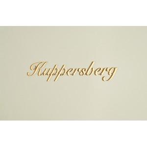 Kuppersberg NRS 1857 C Bronze