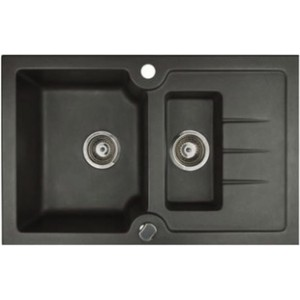 Kuppersberg Modena 1,5B1D BLACK METAL